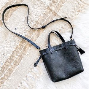 Madewell Small Drawstring Transport Crossbody
